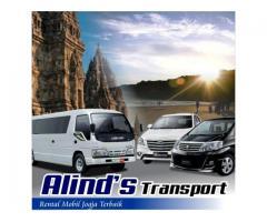Alinds Transport Rental Mobil Jogja Lengkap dan Murah