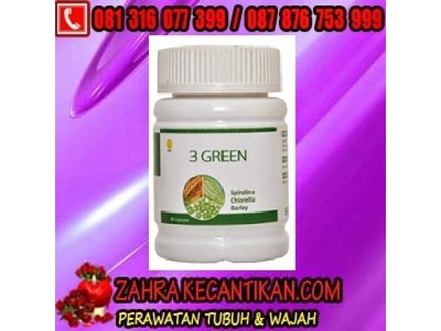 3 GREEN HWI produk kesehatan [081316077399] sumber nutrisi bagi tubuh