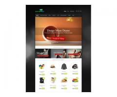 [88% Off] Pembuatan Website Online Shop yang Responsif dan Modern dari Socmedtech
