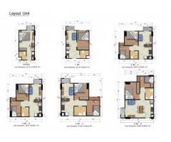 Apartemen 7 JT-an MT Haryono