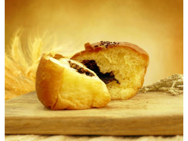 Roti Bluder Grannie - Roti bluder yang lembut