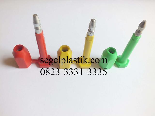 jual segel kontainer Bottle Seal
