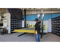 Lift Hidrolik Parkir Mobil Model Susun