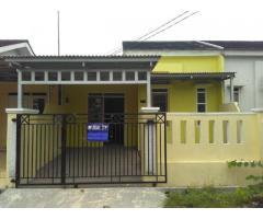 Rumah Cluster Citra Indah City Cileungsi Fasilitas Lengkap