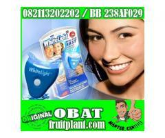 WHITELIGHT TEETH WHITENING [082113202202] Pemutih Gigi Dlm Waktu Singkat