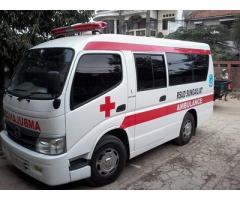 Menjual dan Menyewakan Ambulance
